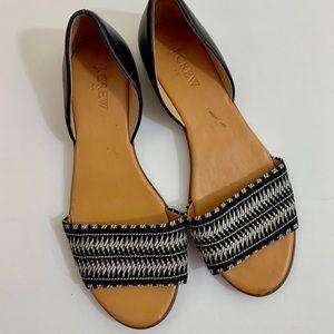 J. Crew Boho Sandals